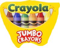 Crayola Jumbo Crayons