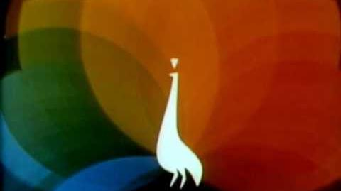 "NBC Peacock Network ID ""In Living Color"" (1968) High Quality"