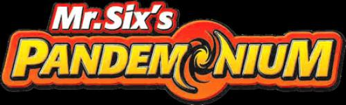 File:Mr. Six's Pandemonium logo.jpg