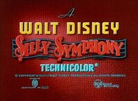 SS 1937 Opening Title