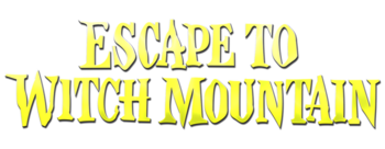 Escape-to-witch-mountain-1995-movie-logo