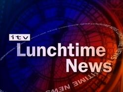 ITV Lunchtime News 1999