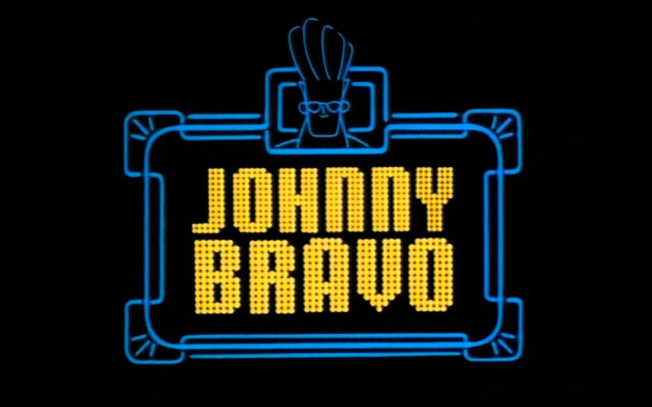 johnny bravo logopedia fandom powered by wikia