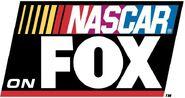 Nascar on fox vertical logo