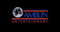 Amblin Entertainment Back To The Future Pt 3