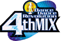Ddr 4th mix logo