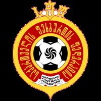 Georgian Football Federation logo (2002-2004)