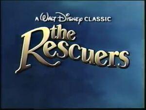 The Rescuers Disney (111044)