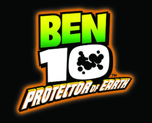 Ben10LogoTreatment Black