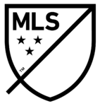 Major League Soccer logo (2015, primary monochrome)