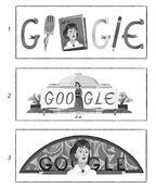 Google Doria Shafik's 108th Birthday (Storyboard)