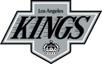LA Kings 1988 logo
