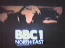 BBC 1 1974 North East