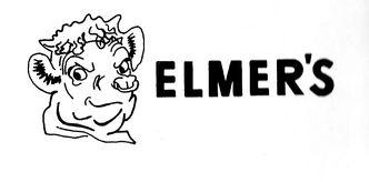 Elmer's Logo 1962
