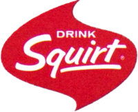 Squirt logo 1964