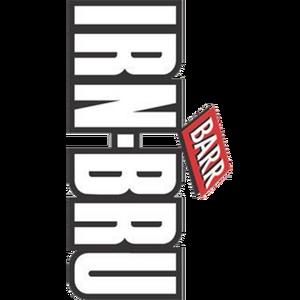 Irn-Bru logo 1993