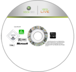 Xbox disc template by georgiajedward-d4yqmh7