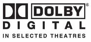 Dolby Digital Logo 2