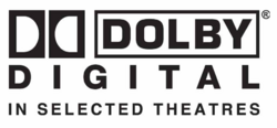 Dolby Digital Logo 2