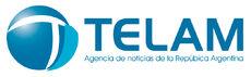 Telam logo oficial