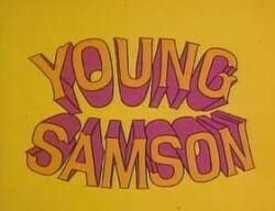 Young samson