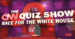 The CNN Quiz Show Race For the White House