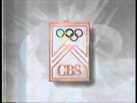 CBS Olympics 1991
