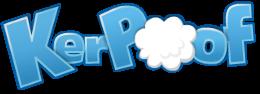 Kerpoof logo 2007