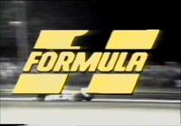 Fórmula 1 na Globo Promos 1986