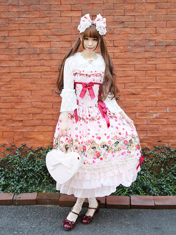 Classic Lolita Lolita Fashion Wiki Fandom Powered By Wikia