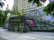 Canary Wharf Shopping Mall