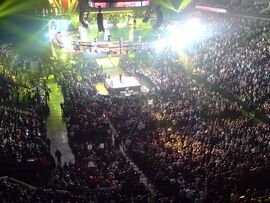 WWE @ O2 arena
