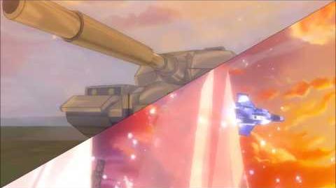 Transformers Devastation Soundtrack- Blitzwing Theme V2 Extended