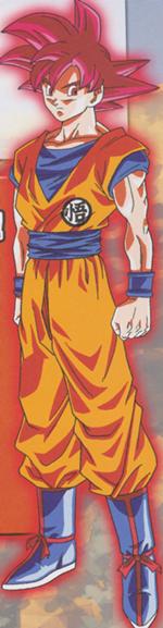 150px-Super Saiyan God Goku