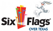 Six Flags Over Texas logo