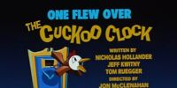 One Flew Over The Cuckoo Clock
