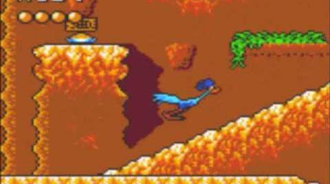 Desert Speedtrap (Sega GameGear) - Walkthrough - Level 14 - Wiles Cave