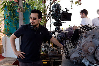 File:Justin Lin on Fast and Furious 6 set Canary Islands.jpg