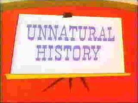 Unnaturalhistory