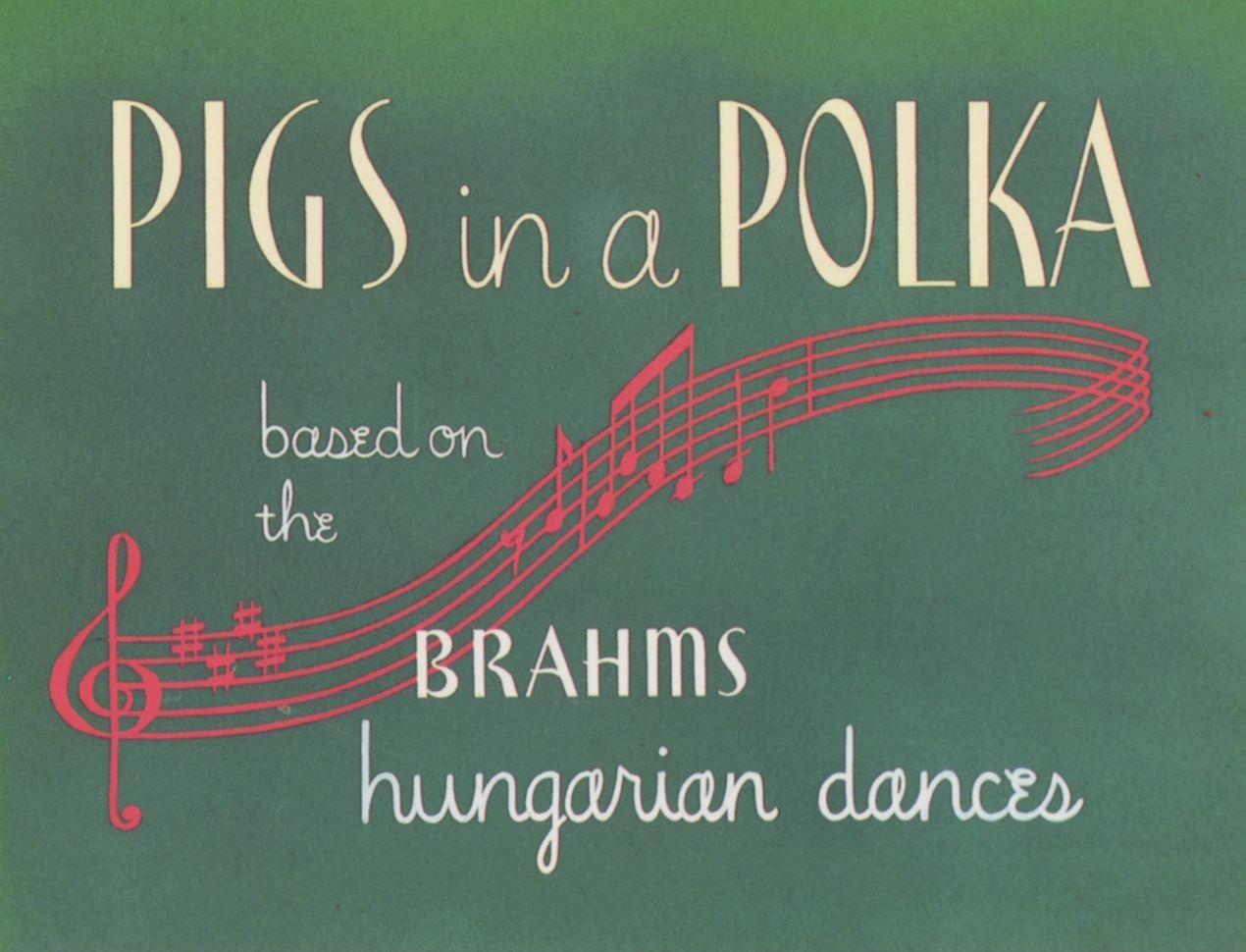 Pigs polka