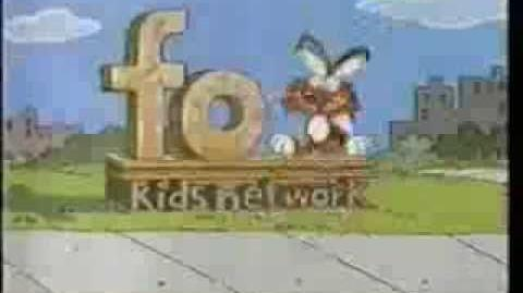 Fox Kids Promo- Everything Is Happening (1994)