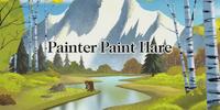 Painter Paint Hare
