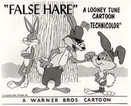 False-hare