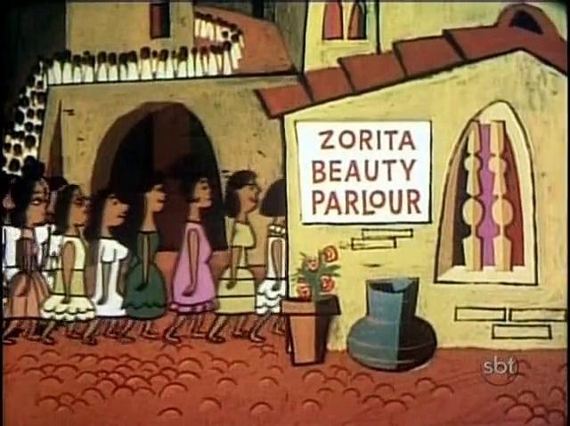 Señorella and the Glass Hurache (1964) (dublagem Cinecastro)