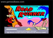 Road Runner - 1987 - U S Gold Ltd