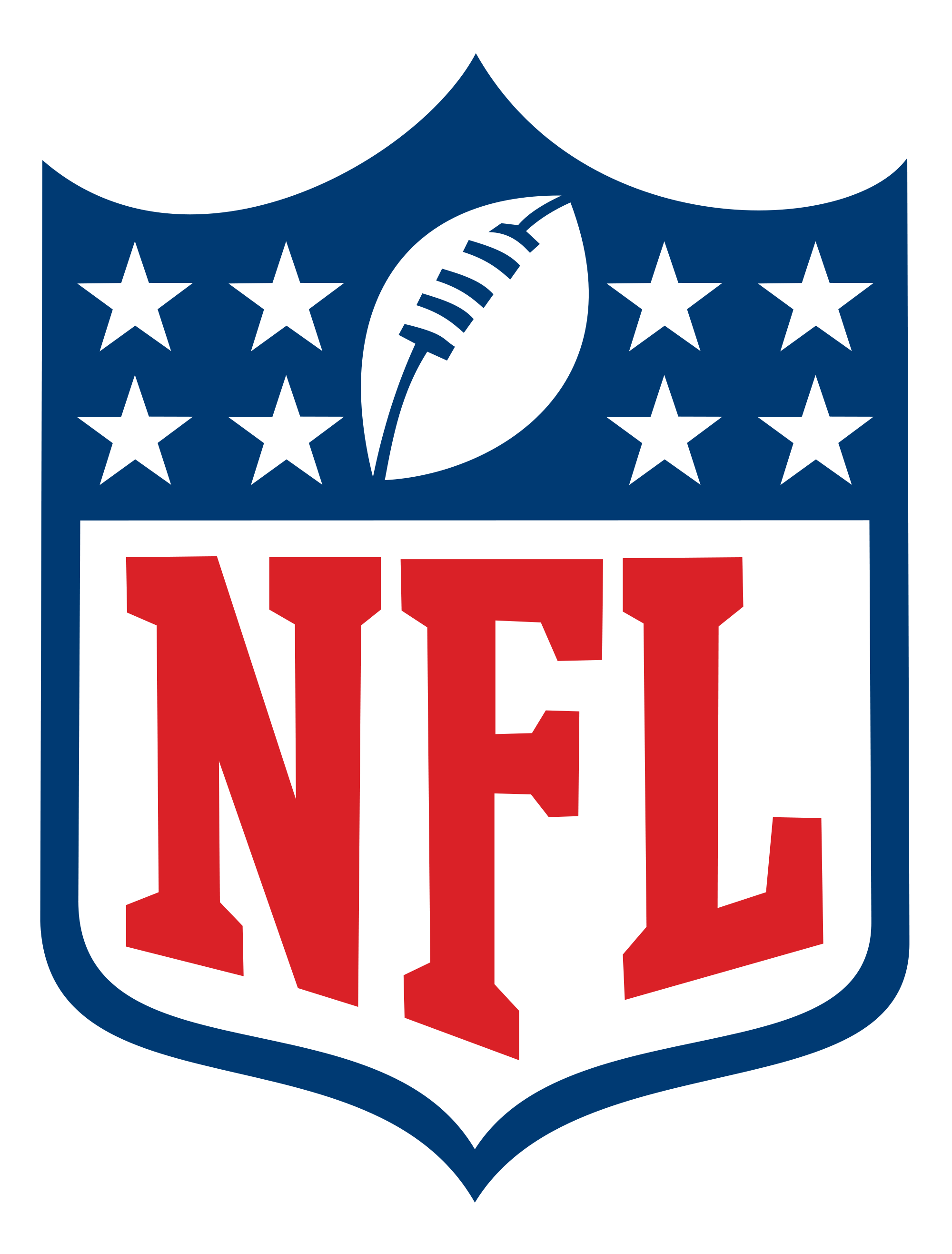 Image result for transparent nfl logo