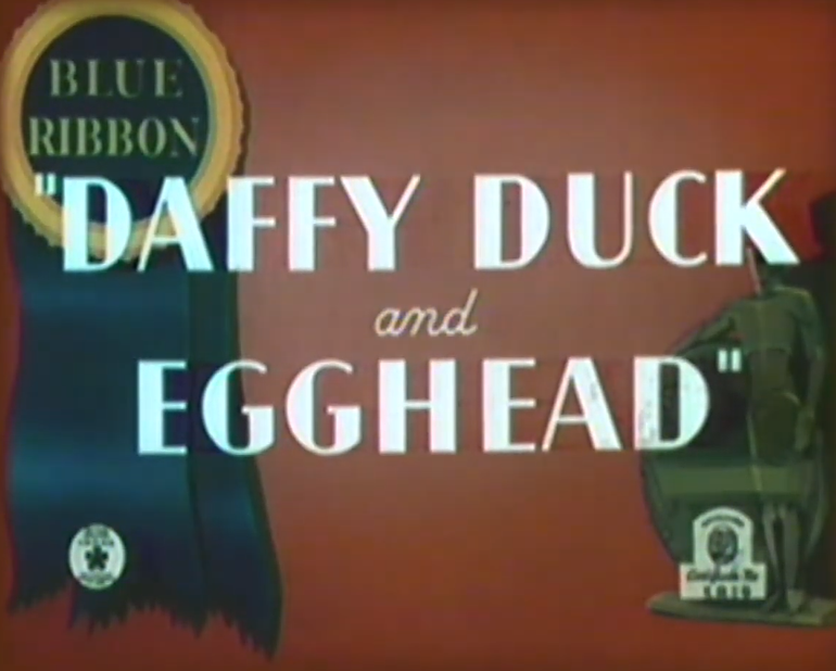File:Daffy Duck & Egghead Blue Ribbon.png