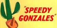 Speedy Gonzales (short)