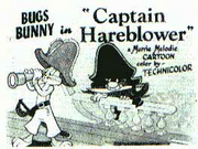 CaptainHareblower Lobby Card