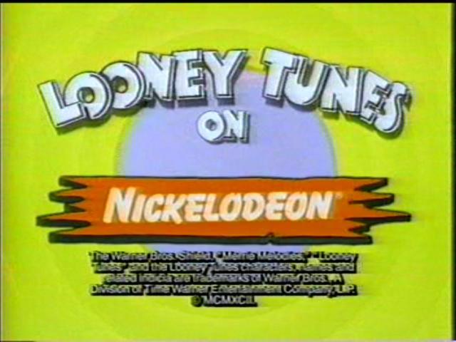 Nickelodeon | Looney Tunes Wiki | Fandom powered by Wikia